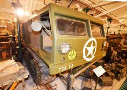 10 tractor high speed 18 ton m4 allis chalmers 1945