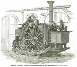 Tuxford Steam Horse 1857