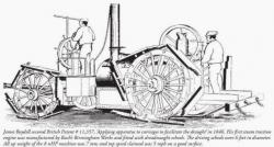 1846 Boydell Tractor Dreadnaught