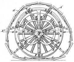1887 Guillaume (William) Fender Wheel