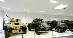 2 Daimler Fox and C15TA armored cars