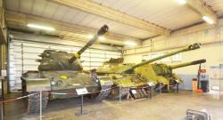 M-26 Pershing, JS-3 Staline, JSU-152 Self Propelled Heavy Howitzer