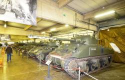 24 overview shermann tank