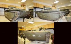 26 LVT4 Alligator amphibious tank