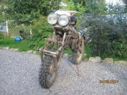 2x2 motorcycle high ground clearance