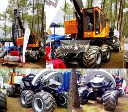 43 timberpro tf 830 c forwarder 8x8