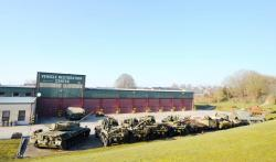 48 vehicle restoration center bastogne