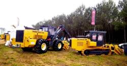 77 variotrac 440 and galotrax 300 of plaisance equipements