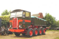 8x8 copy from aec road train of 1934