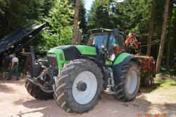 Agrotron X720 of Deutz Fahr