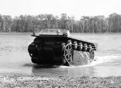 Airoll Amphibious Vehicle