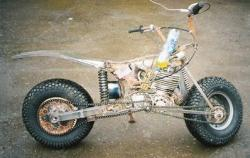 Bars 2 2x2 motorcycle