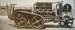 C. L. Best Autotractor, 1913