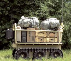 Camel northrop grumman ugv vehicle 1