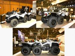 CAN AM of BRP, 6x6 atv