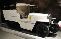 Citroen Kegresse P17 of White Cruise, 1929