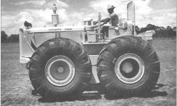 D6 Caterpillar Wheel Tractor