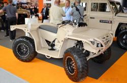 Defenture WRD 1 Quad Bike