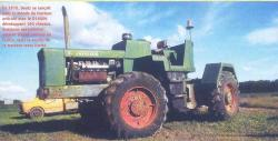Deutz Articulated Tractor D16006