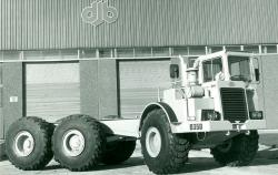Djb d350 articulated dump truck