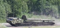 DT-30 Vityaz All Terrain Tracked Carrier