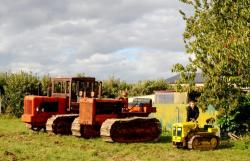 Fiat and Itma Tractors