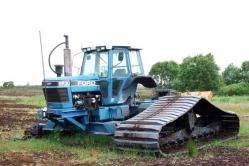Ford 8630 for peat bog