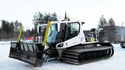 Formatic GT 400 snow-groomer