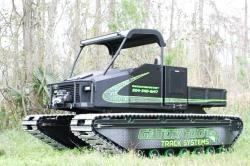Gator Foot Amphibious Vehicle
