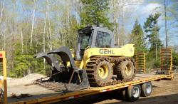 Gehl Loader Tracked