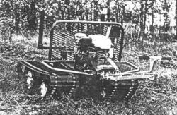 Goliath vehicle