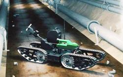 Iguana UGV from ECA Group