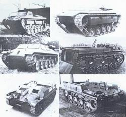 Light Tracked Vehicles