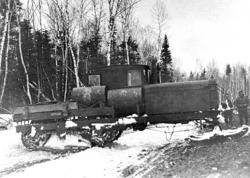 Lombard Long Chain Log Hauler