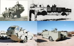 LVH-X1 Amphibious Vehicle