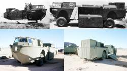 LVH-X2 Amphibious Vehicle