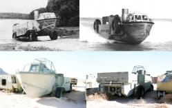 LVW-X1 Amphibious Vehicle