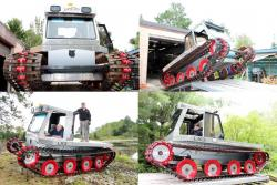 Lynxx tracked vehicle