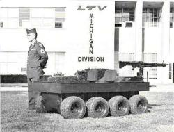 Macv 8x8 of LVT Michigan Division