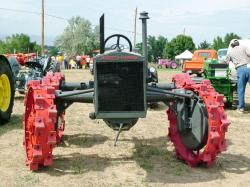 Massey harris gp tractor