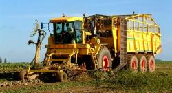 Mega Star of JPS Construction of Beets Harvester