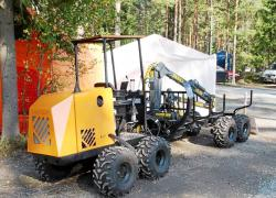 Mini forwarder Logbullet