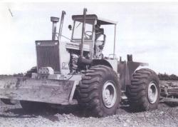 Mrs tractor A100