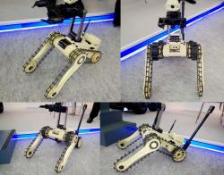 Mtgr micro tactical ground robot from roboteam