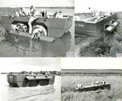 Mud hopper of higgins industries in the 40s