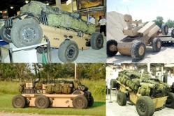 Multifunction Utility Logistics and Equipment Vehicle mule 1