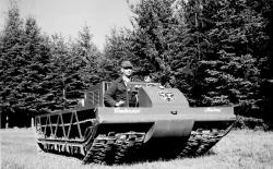 Muskeg Bombardier 1958