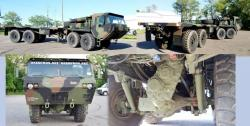 Oshkosh articulated 8x8 mk 48 15