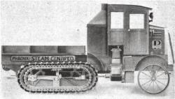 Phoenix Steam Centipede Locomotive