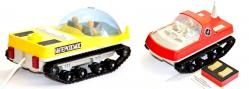 Planetary Rover toy Intercosmos